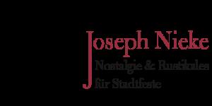 Werbeagentur Hendrich - Design & Fotografie - Logo - Joseph Nieke