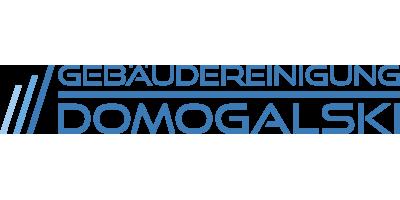 Werbeagentur Hendrich - Design & Fotografie - Logo - Gebäudereinigung Domogalski